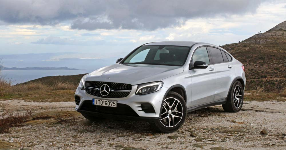 Photo of Mercedes-Benz GLC 250 Coupe [test drive]