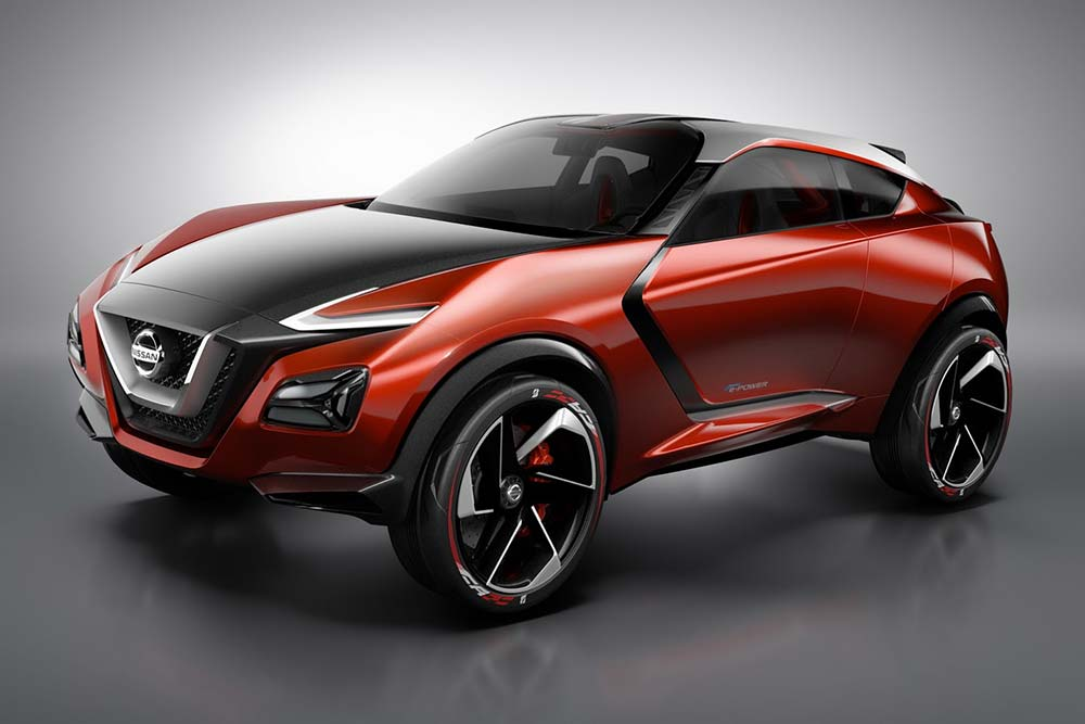 Photo of Nissan Juke e-Power concept