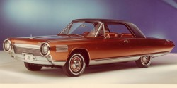 chrysler gas turbine car