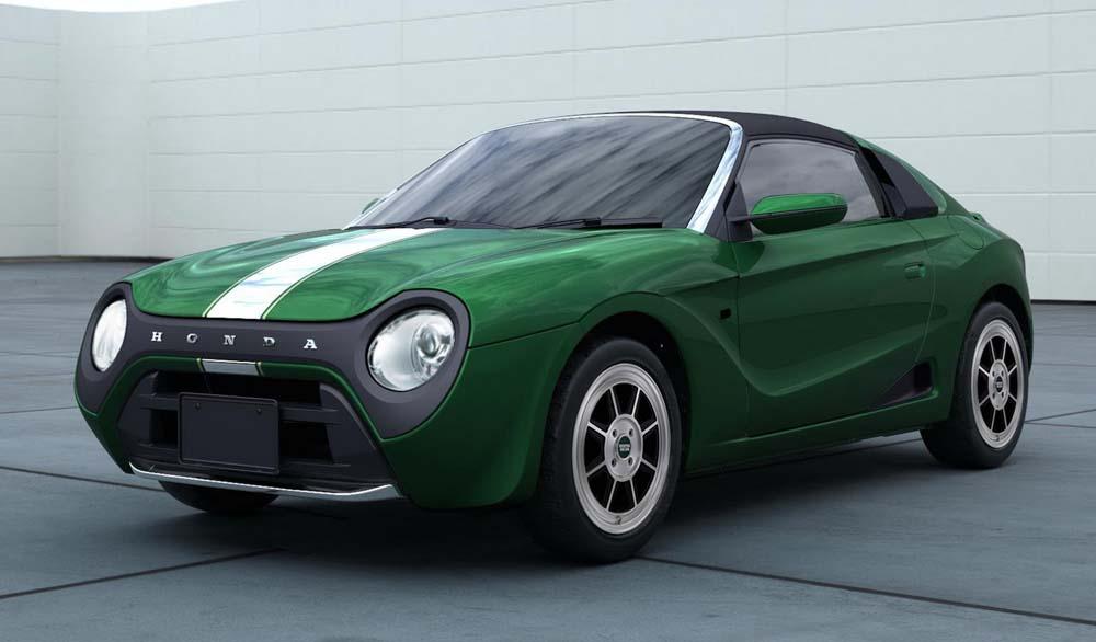 Photo of Ποια concepts παρουσίασε η Honda στο Τόκιο;