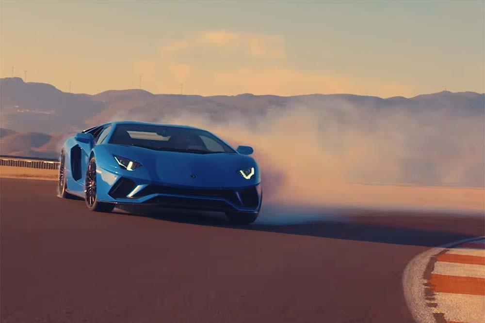 Photo of Lamborghini Aventador S: the 4 Masterpieces! [vid]