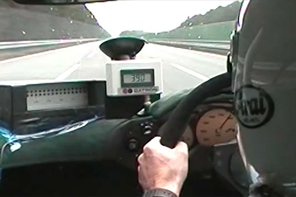 Photo of Νέο υλικό για το ρεκόρ ταχύτητας της McLaren F1! [vid]