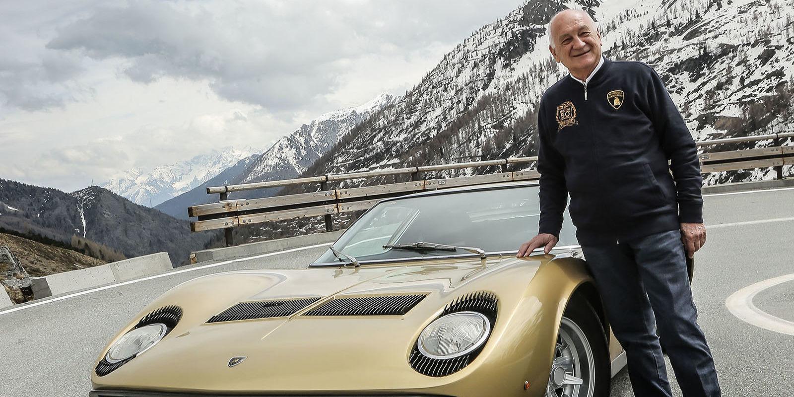 Photo of «Έφυγε» ένας από τους πατέρες της Lamborghini Miura