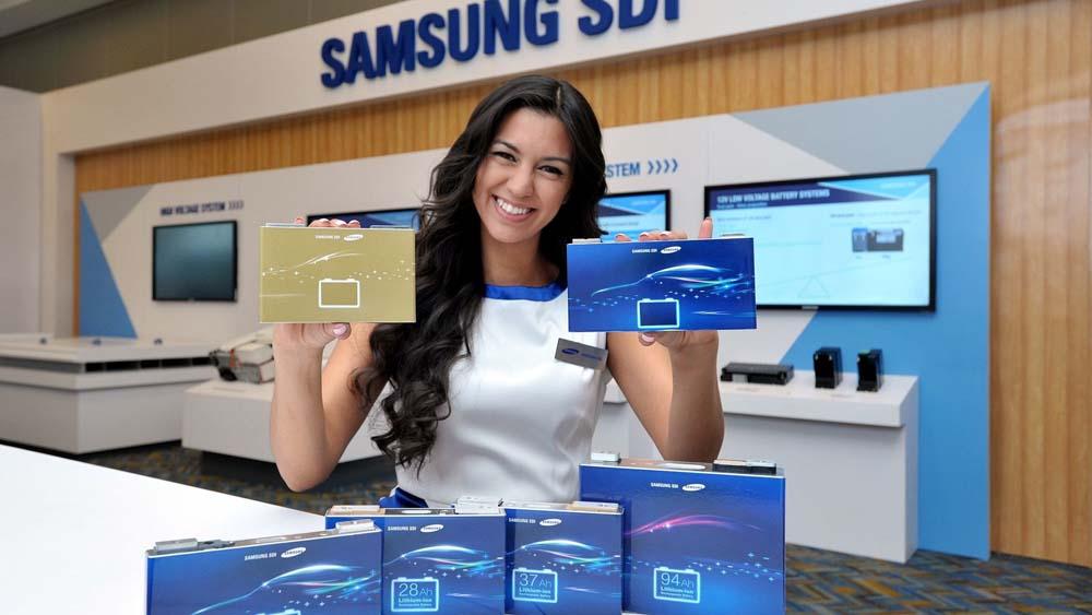 Photo of Μπαταρίες Samsung με αυτονομία για 600 χλμ. και φόρτιση σε 20 λεπτά!