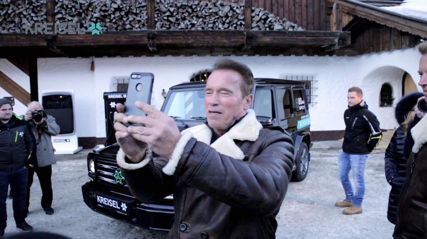 Photo of O Εξολοθρευτής έχει το δικό του G-Wagen [vid]