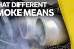 Τι πρέπει να κάνετε όταν βγαίνει άσπρος, μαύρος ή μπλε καπνός από την εξάτμιση του αυτοκινήτου σας; [vid]