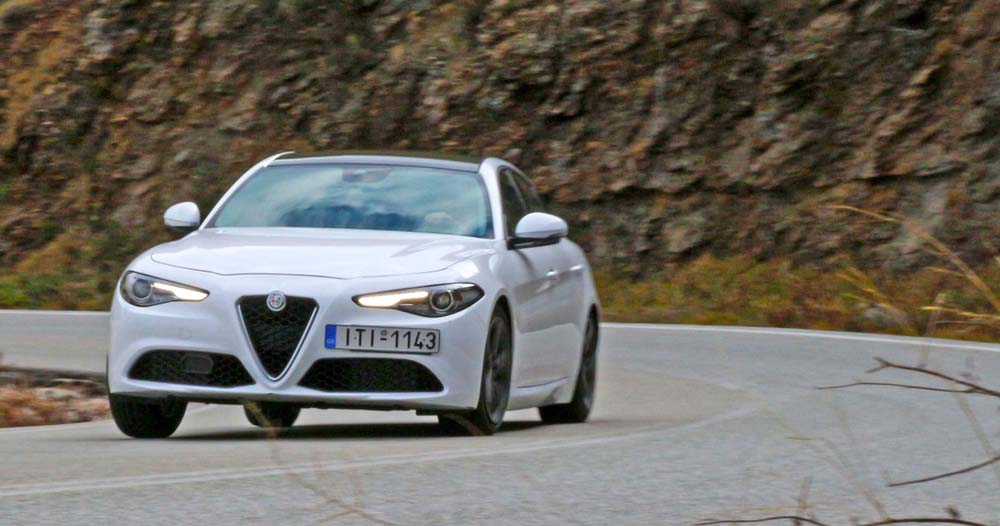 Photo of Alfa Romeo Giulia 2.2 180PS ΑΤ Diesel [test drive]