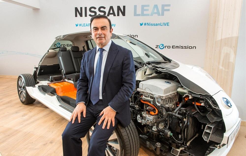 Photo of Αποχωρεί ο Carlos Ghosn από τη Nissan