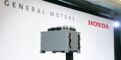GM-Honda Joint Fuel Cell System Manufacturing