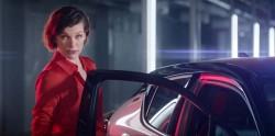 Milla Jovovich - Toyota C-HR - The Night That Flows