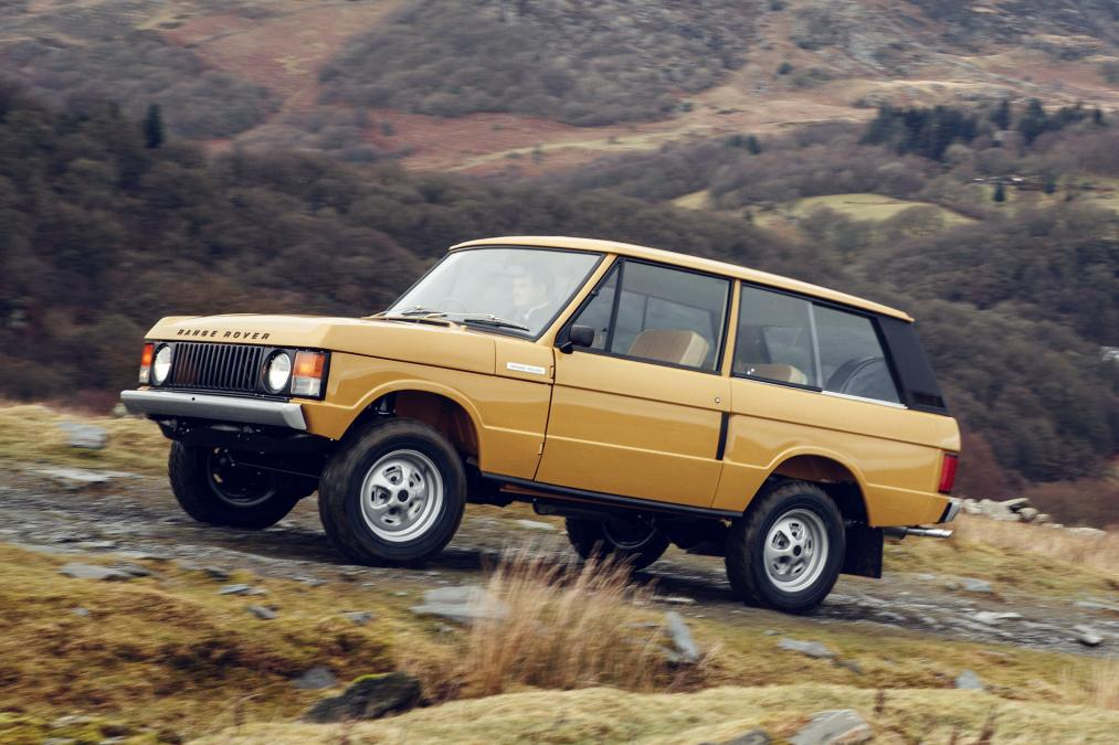 Photo of Αναβίωση για το Range Rover του 1970