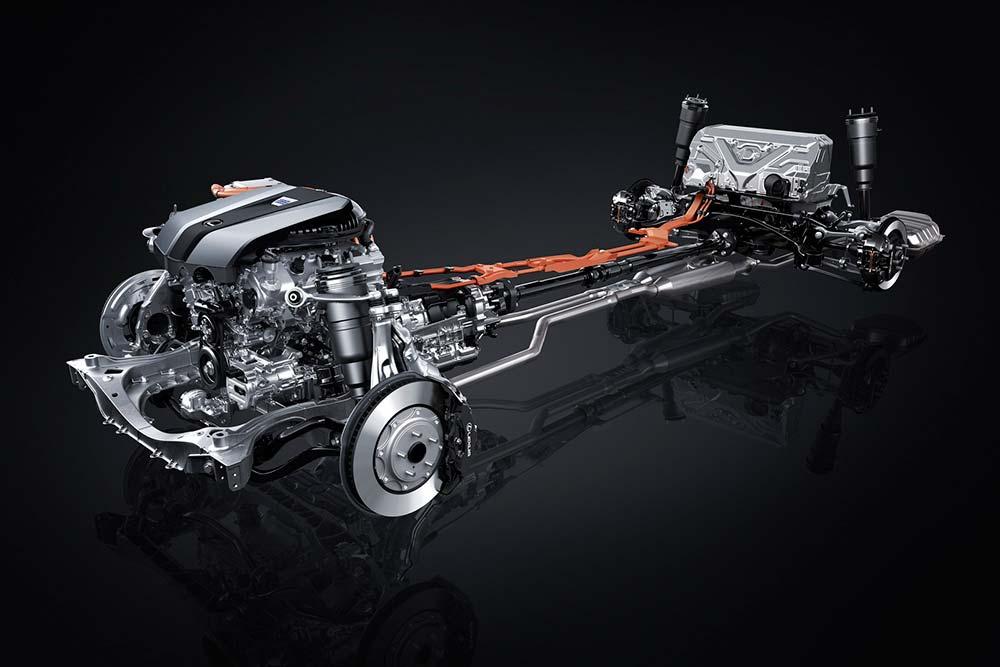 Photo of Με Multi stage υβριδικό σύστημα το νέο Lexus LS 500h