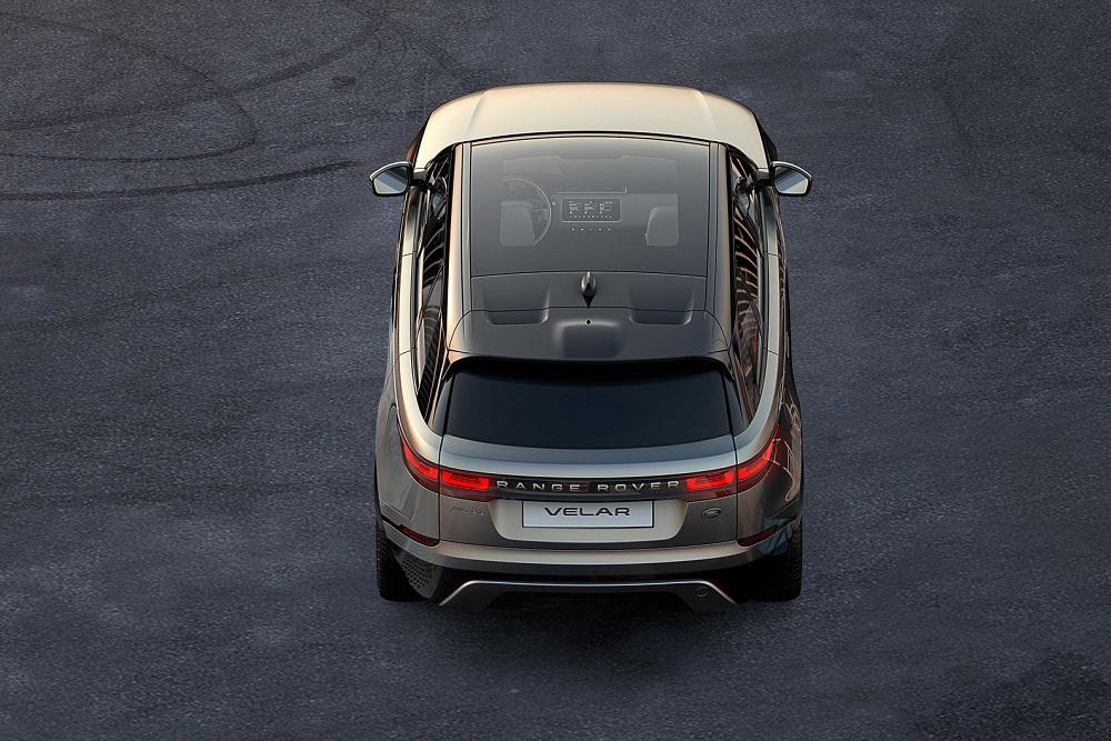 Photo of Αποκάλυψη για το Range Rover Velar