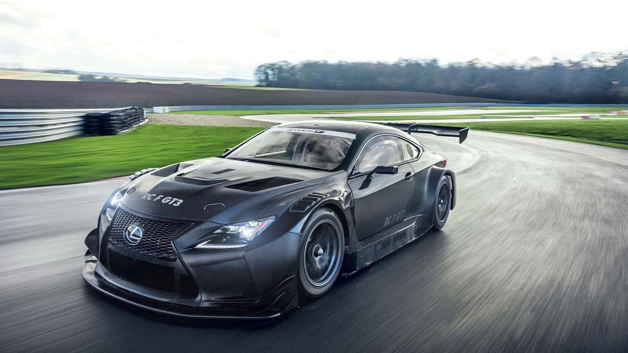 Photo of Lexus RC F GT3, προσοχή δαγκώνει!