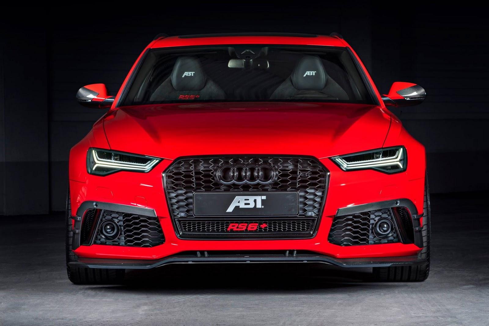Photo of Audi RS6 με την περιποίηση της ABT