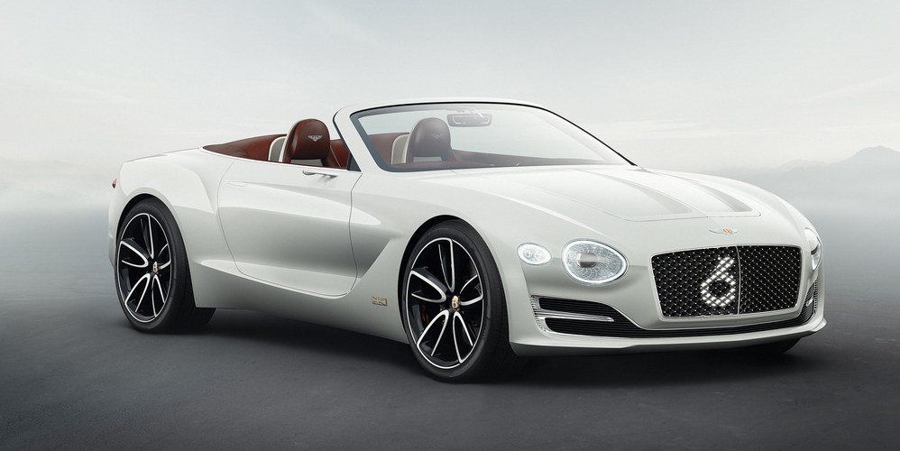 Photo of Ηλεκτρίζει η όμορφη Bentley EXP 12 Speed 6E Concept