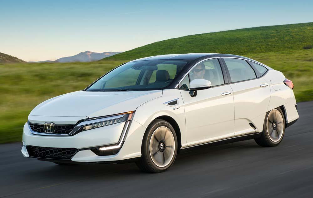 Photo of Ηλεκτροϋβριδική επίθεση της Honda με το νέο Clarity