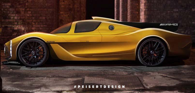 Photo of To Mercedes-AMG Project One θα έχει 1.600άρη και τεχνογνωσία από την Formula 1!