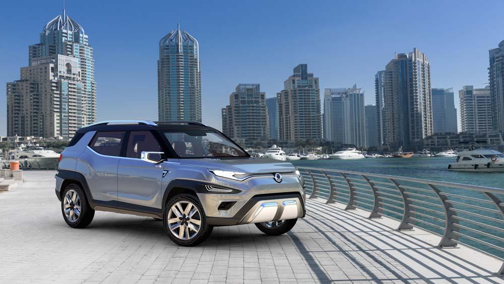 Photo of SSANGYONG: Η νέα δύναμη στα SUV ανατέλλει!