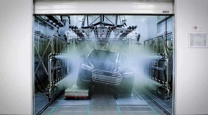 Photo of Πόσο σκληρά δοκιμάζονται τα κάμπριο της Audi; [vid]