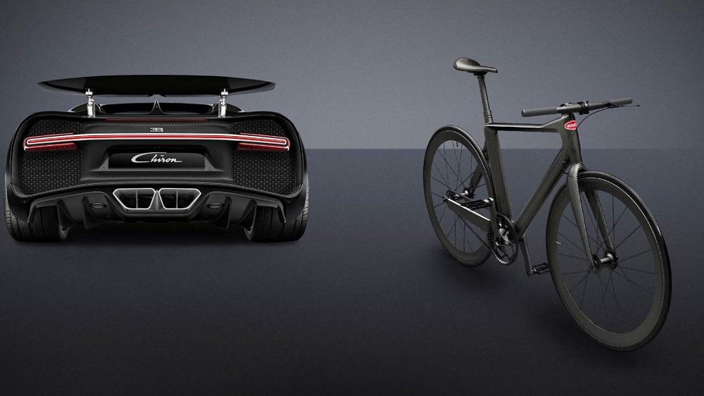 Photo of Ποδήλατο από τη Bugatti, με ανάλογη τιμή…