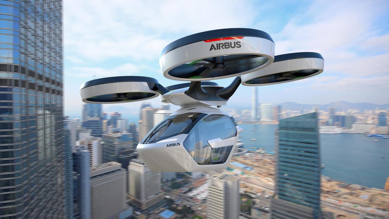 Photo of H Italdesign πετά μαζί με την Airbus [vid]