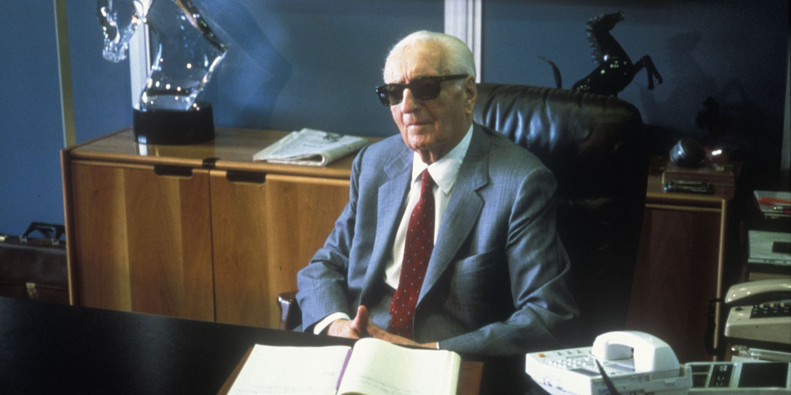 Photo of Συμμορία σχεδίαζε να κλέψει τη σορό του Enzo Ferrari!