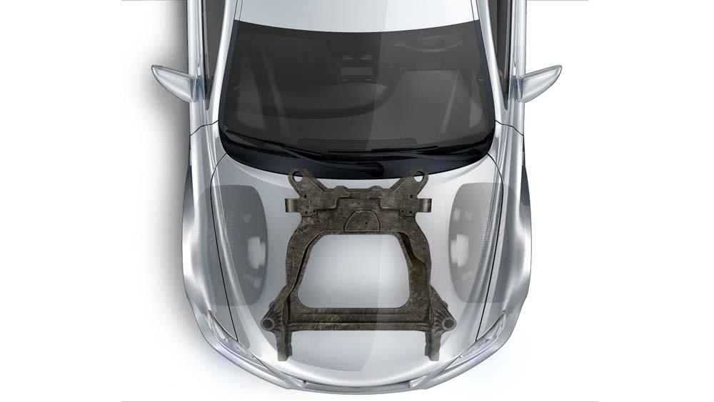 Photo of Κάρμπον υποπλαίσιο από τις Ford & Magna