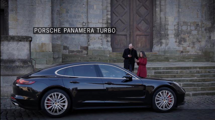 Photo of Ποιος είναι ο ταξιτζής με την Porsche Panamera; [vid]