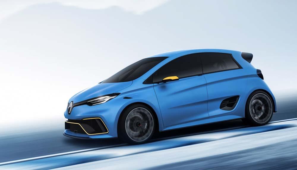 Photo of Πόσα άλογα μπορεί να έχει το Renault Ultra-Fast ZOE e-sport Concept; [vid]