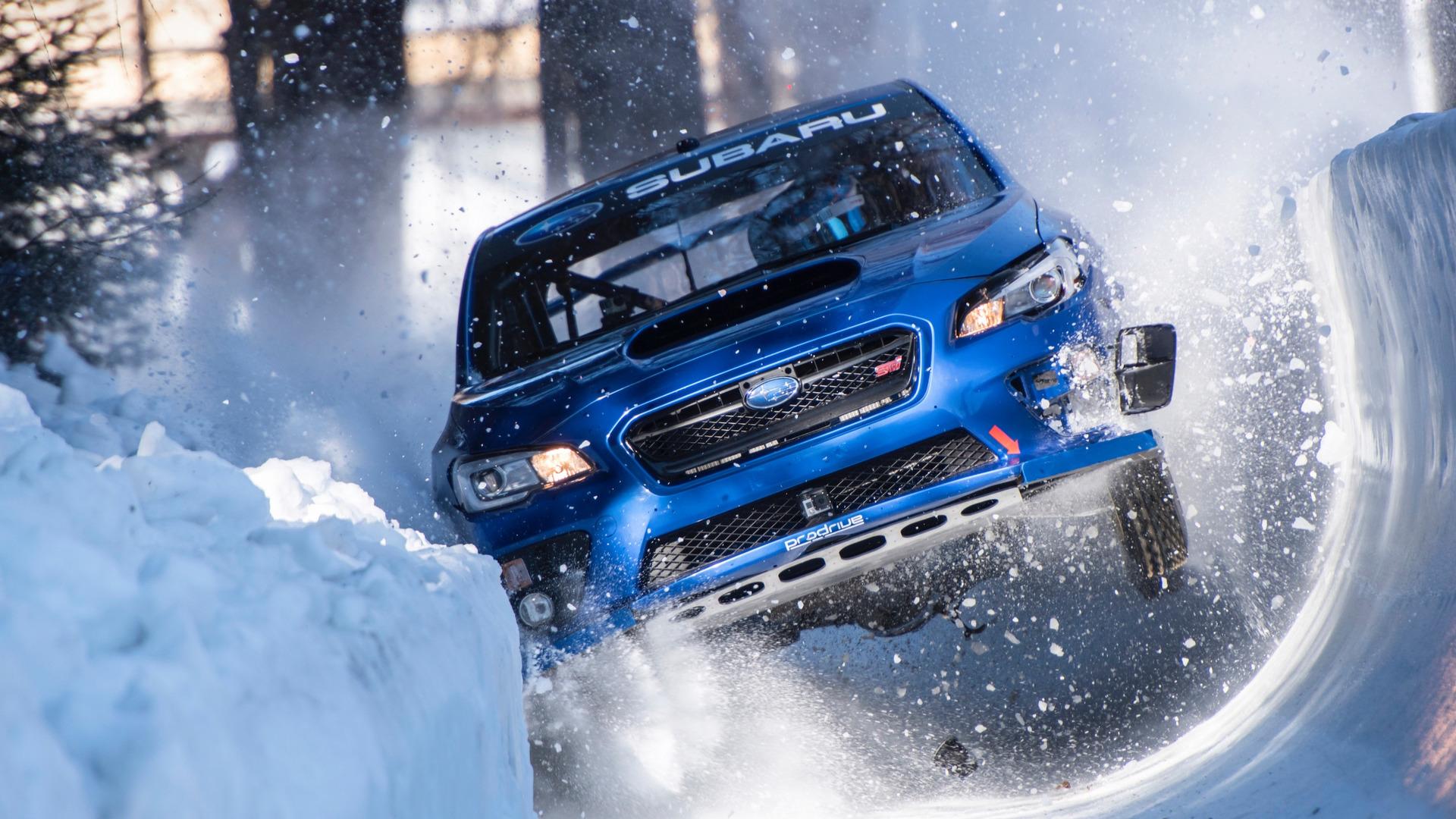 Photo of Μια τρελή κατάβαση με ένα Subaru Impreza [vid]