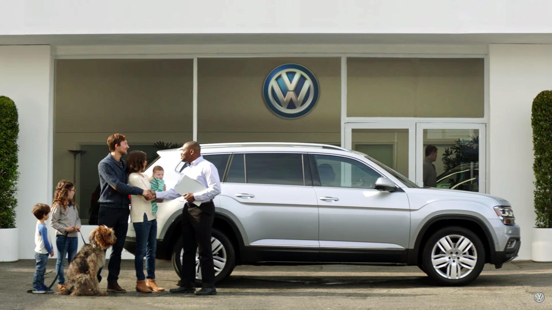 Photo of Δείτε ένα σούπερ σποτάκι για το VW Atlas [vid]