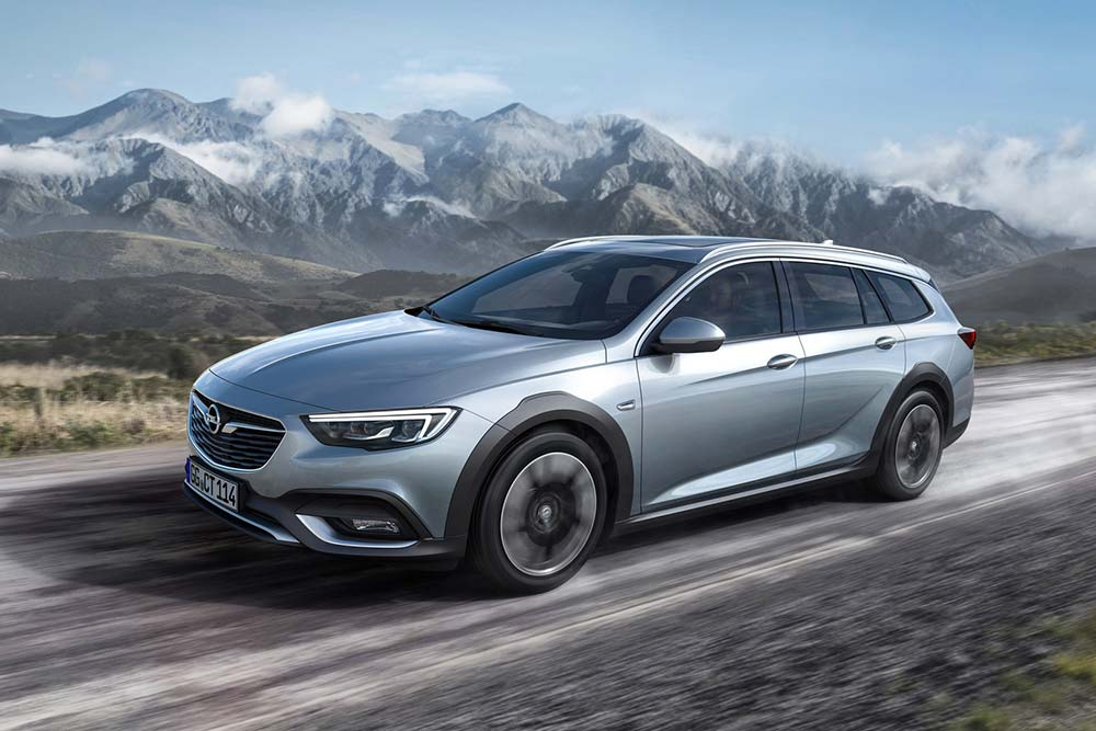 Photo of Αποκάλυψη για το Opel Insignia Country Tourer