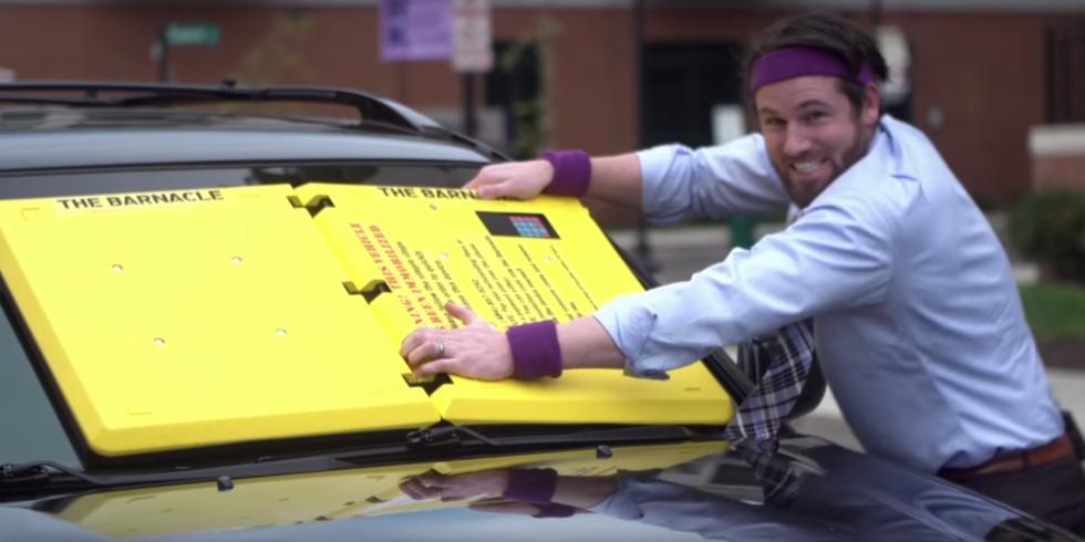 Photo of Πως θα μπορούσαν τα «όργανα» να μπλοκάρουν τα παράνομα σταθμευμένα αυτοκίνητα; [vid]