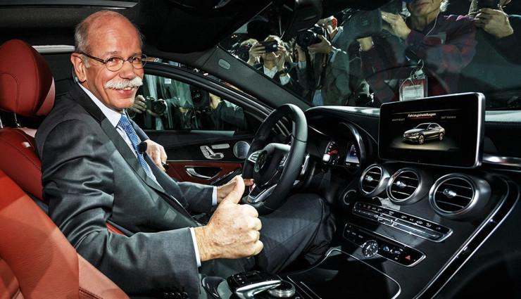 Photo of Dieter Zetsche: Από την Mercedes στα σούπερ-μάρκετ της Aldi!