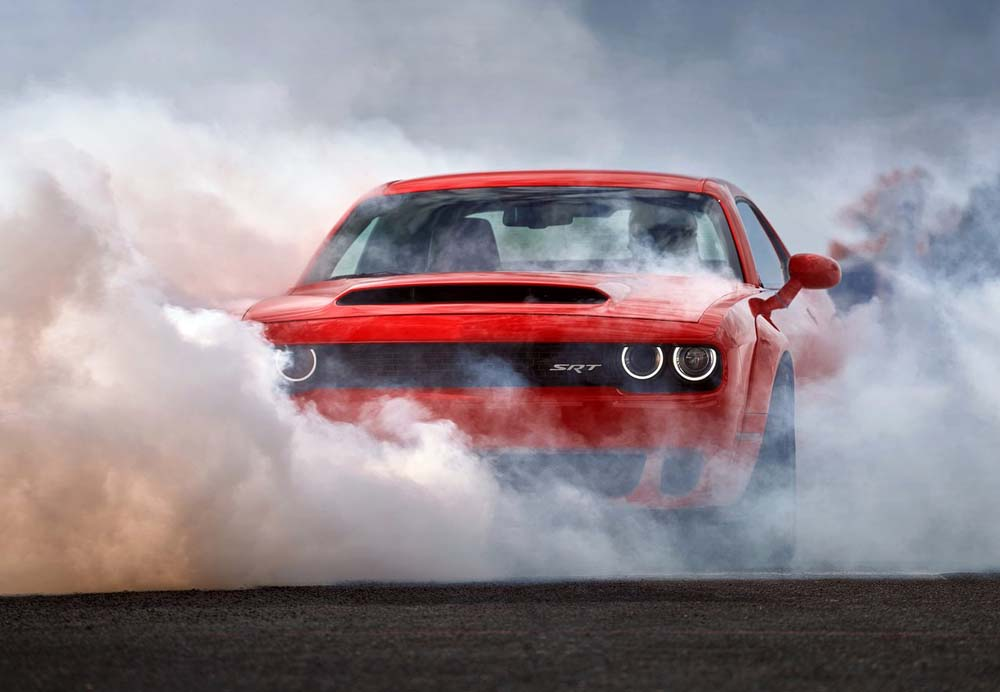 Photo of Dodge Challenger SRT Demon: Ο δαίμονας της ασφάλτου έχει 840 άλογα [vid]