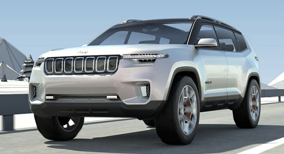 Photo of Jeep Yuntu Concept, ένα ρετρό σύγχρονο αμάλγαμα