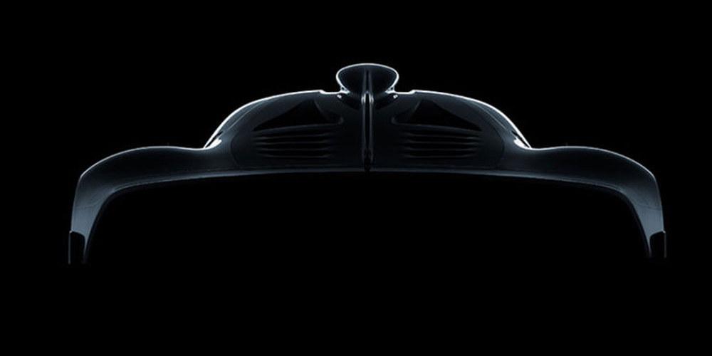 Photo of 1020 ίπποι για το Mercedes-AMG Project One!