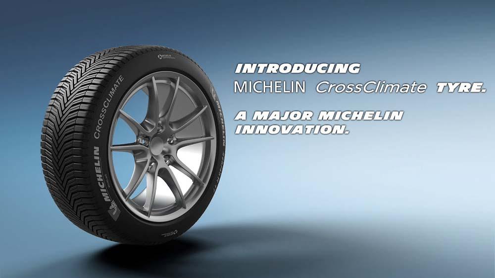 Photo of Η Michelin λανσάρει τo νέο ελαστικό Cross Climate+