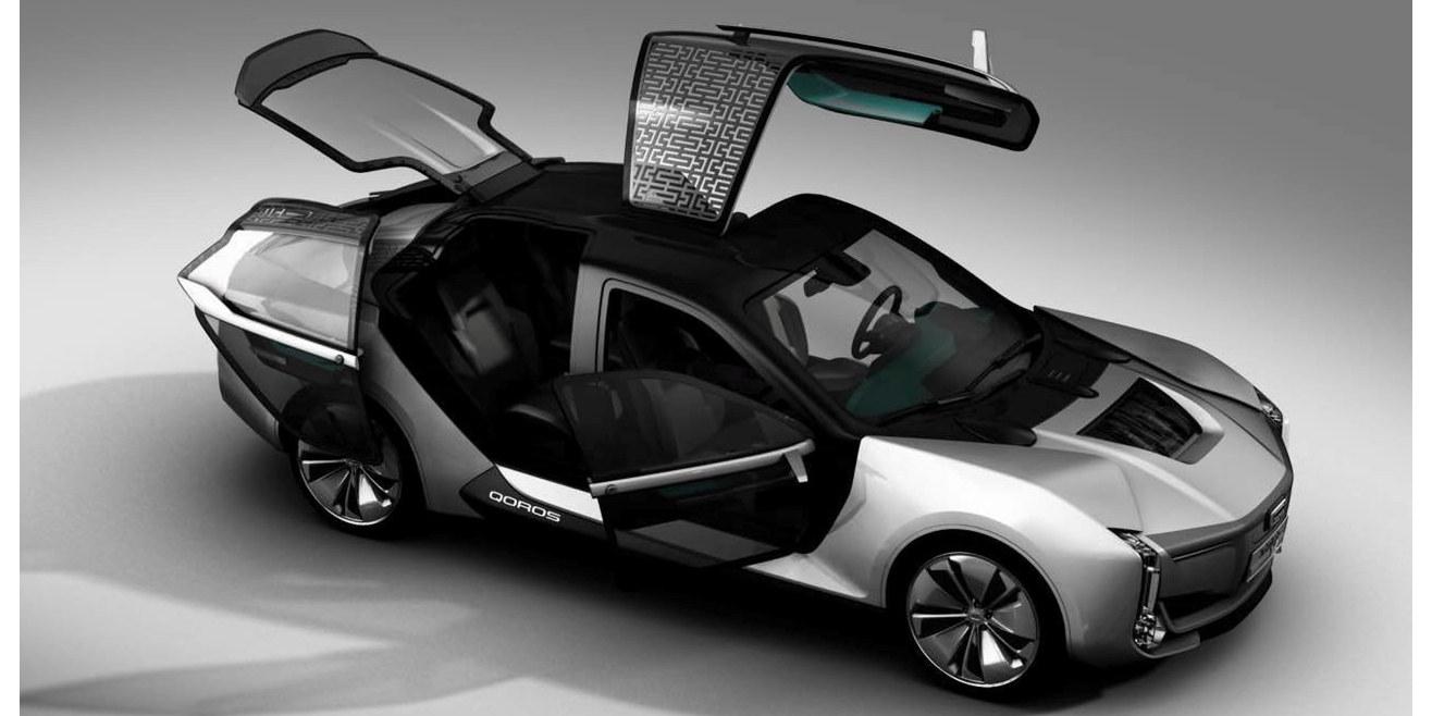 Photo of H Qoros παρουσίασε το δικό της Tesla Model S