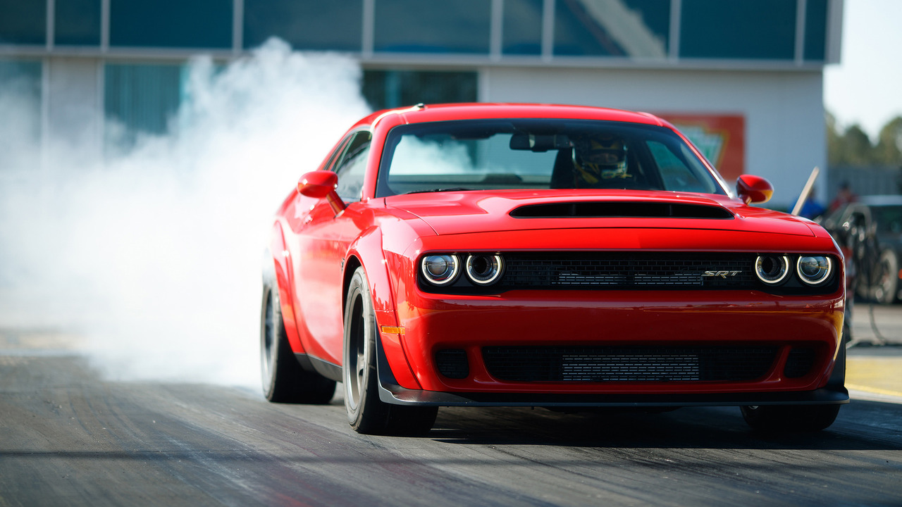 Photo of To Dodge Challenger Demon έχει τα 0-96 χλμ./ώρα σε μόλις 2,1 δευτερόλεπτα!