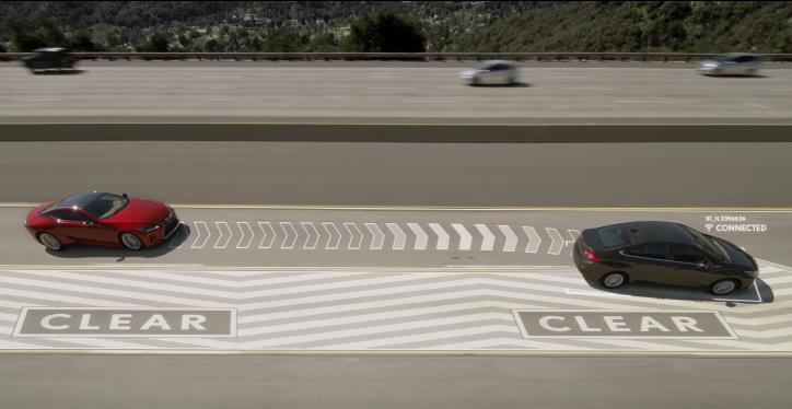 Photo of Απίστευτο σύστημα από την Lexus που αδειάζει την αριστερή λωρίδα κυκλοφορίας [vid]