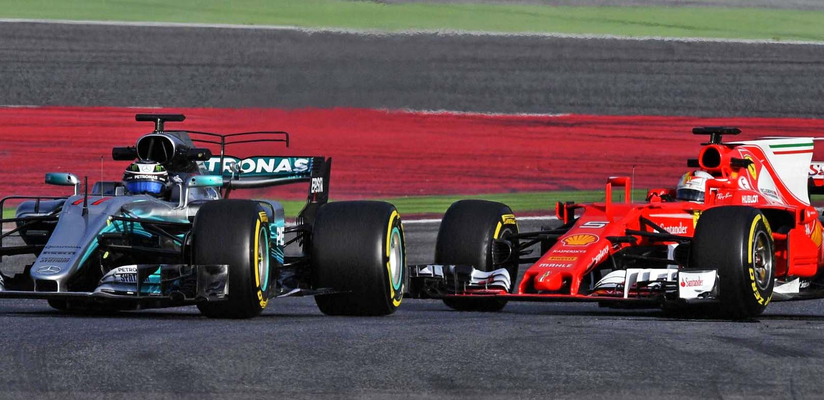 Photo of Με Mercedes και Ferrari ο δεύτερος κύκλος της σειράς ντοκιμανταίρ του Netflix F1 'Drive to Survive'