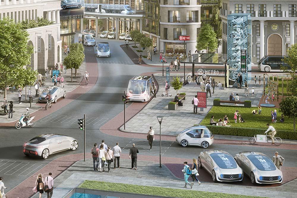 Photo of Συνεργασία Mercedes-Bosch για αυτόνομα οχήματα