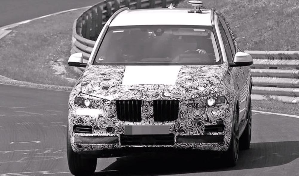 Photo of Η νέα BMW X5 δοκιμάζεται στο Nürburgring