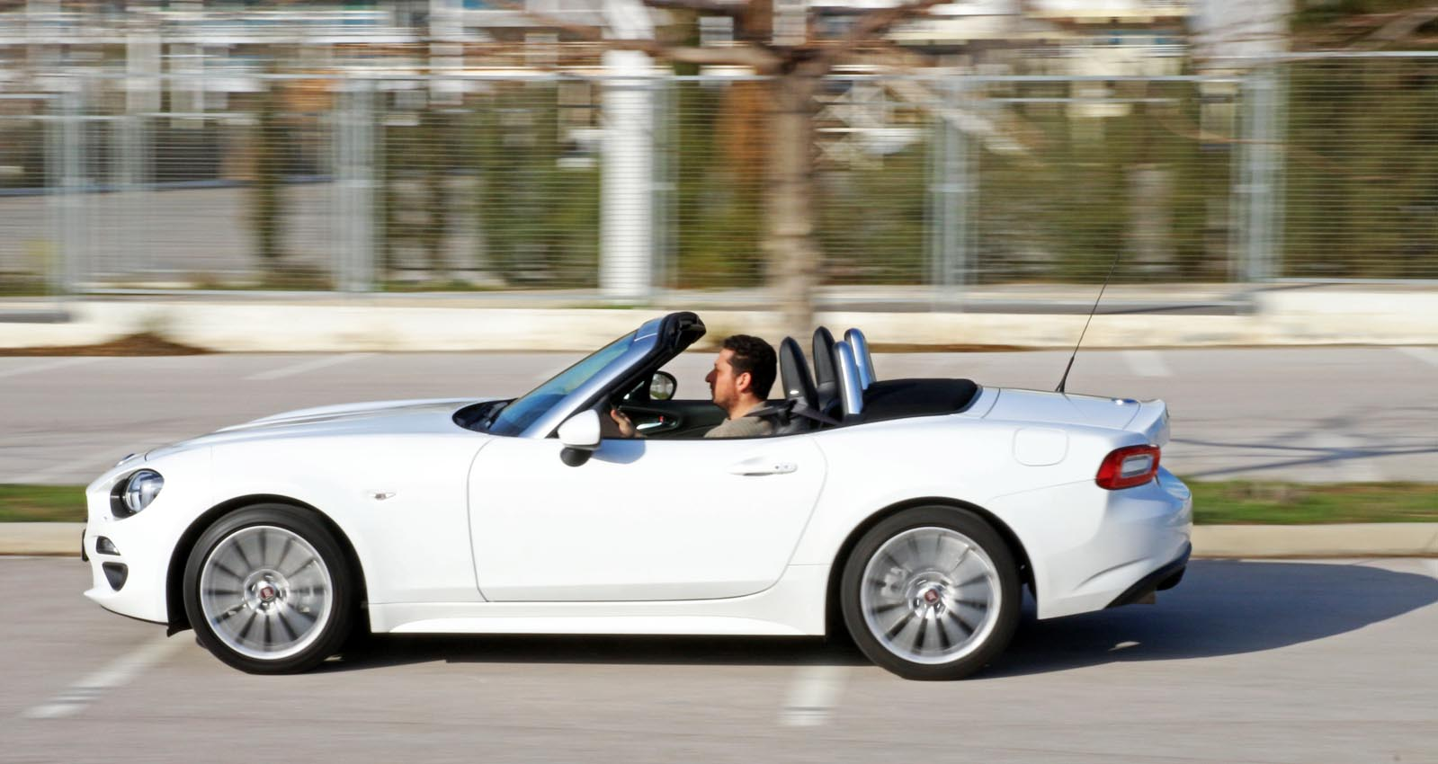 Photo of Fiat 124 Spider [test drive]
