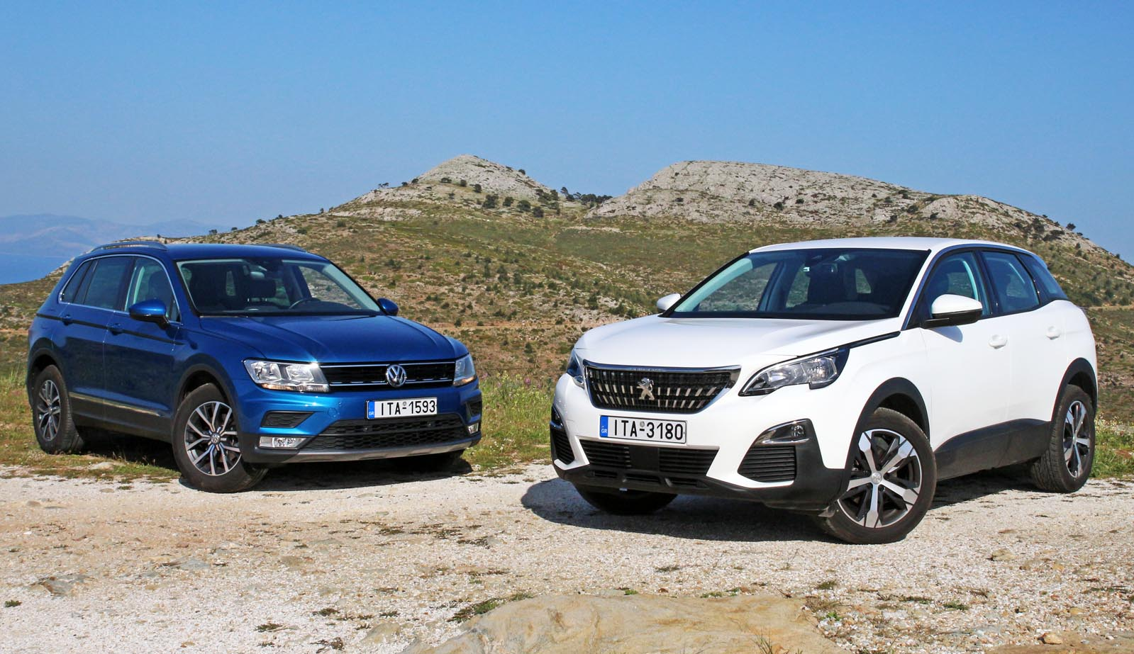 Photo of Peugeot 3008  1.2 PureTech 130 vs Voklswagen Tiguan 1.4 TSI 125PS [test drive]