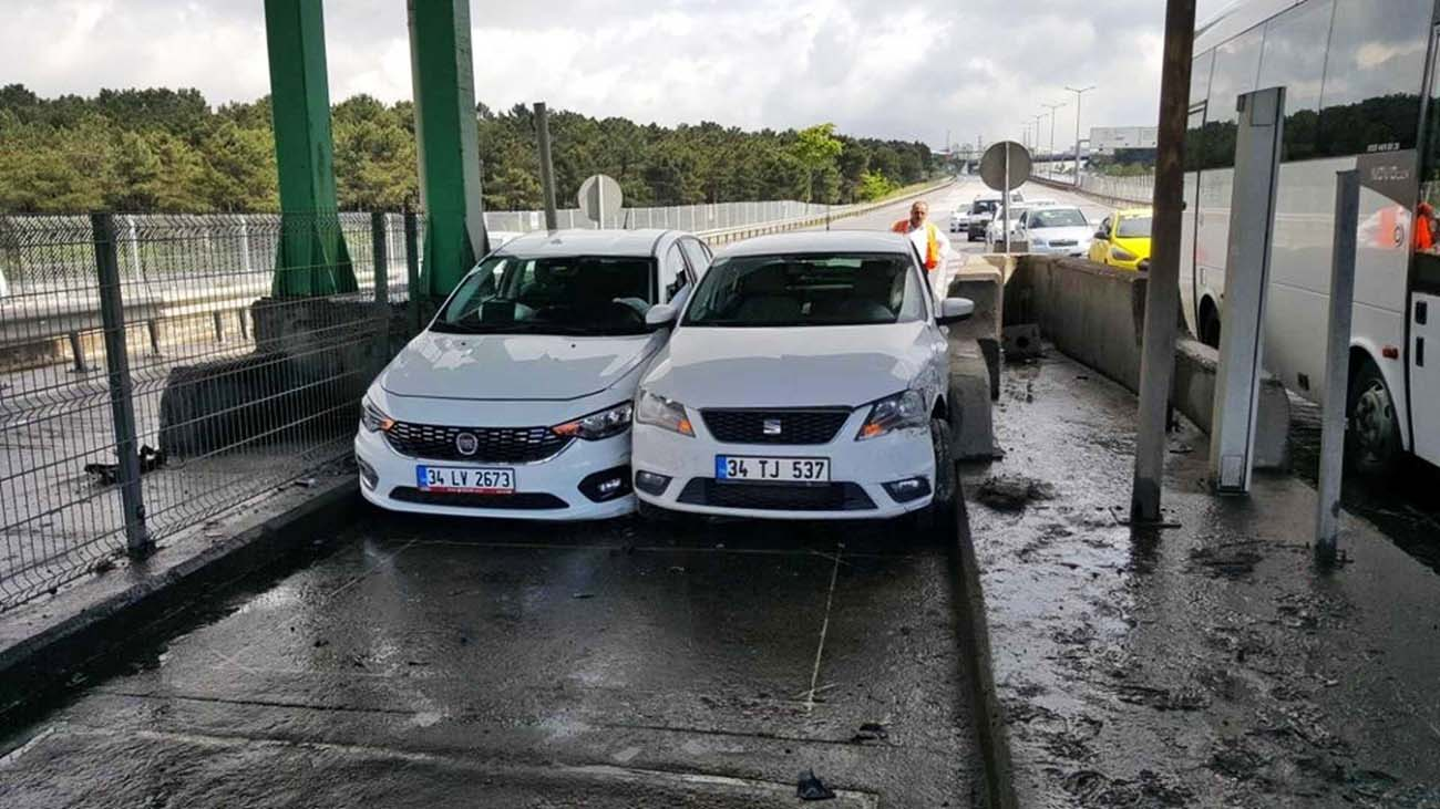Photo of Χωρούν δύο αυτοκίνητα σε ένα πέρασμα διοδίων;