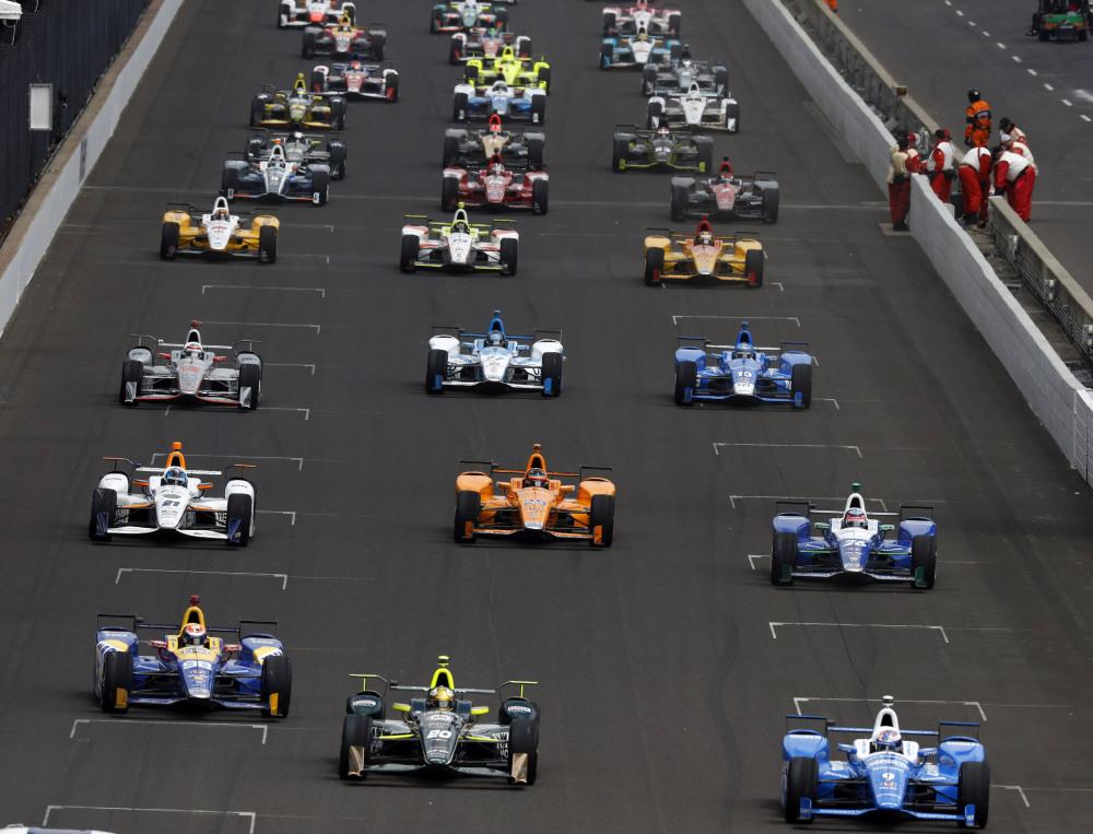 Photo of Indianapolis 500: Ιαπωνικός θρίαμβος!