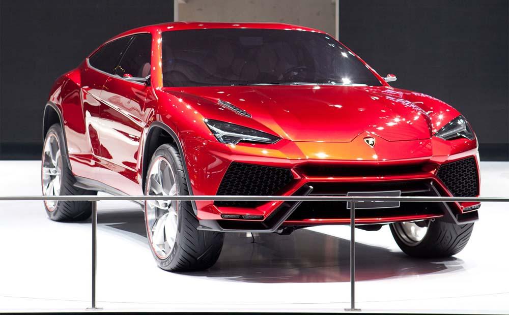 Photo of Η Lamborghini Urus θα είναι φτηνότερη από μία Aventador